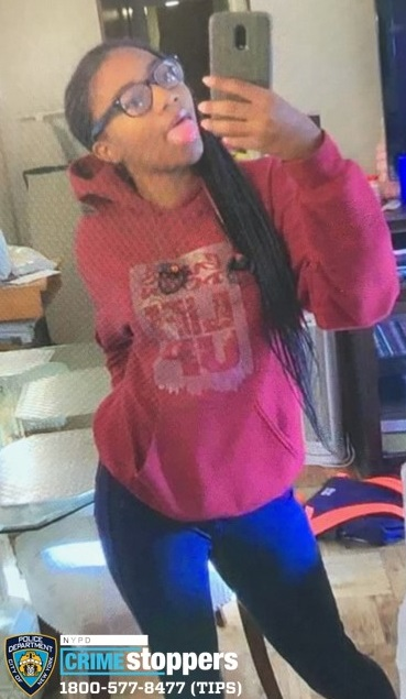 Venus Smith, 16, Missing