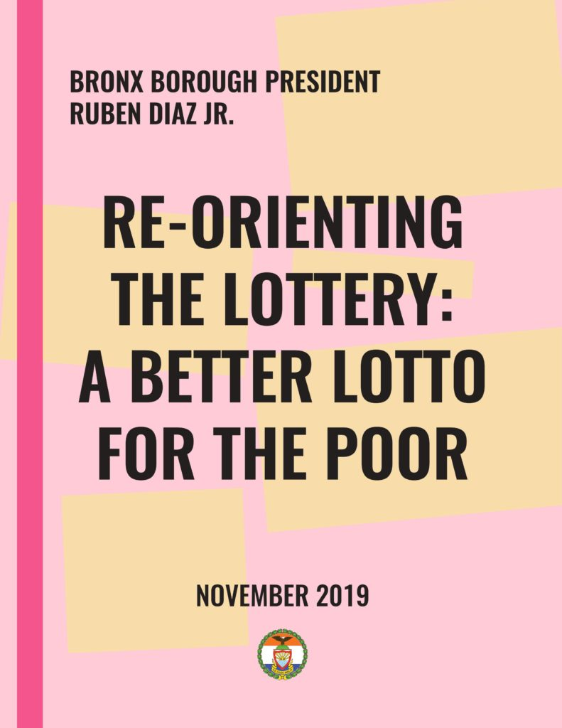 Calling For New York State Lottery Reform