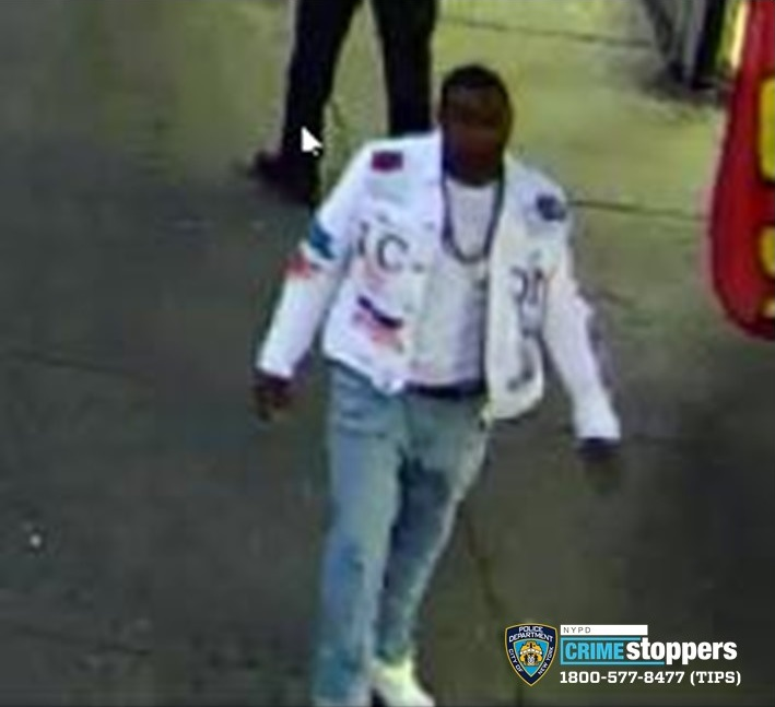 Help Identify An Aggravated Harassment Suspect