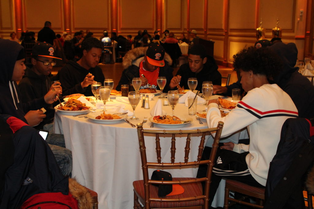 BP Diaz & AT&T Host Annual Youth Baseball Awards Event