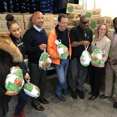 Thanksgiving Turkeys & More For Bronx Residents