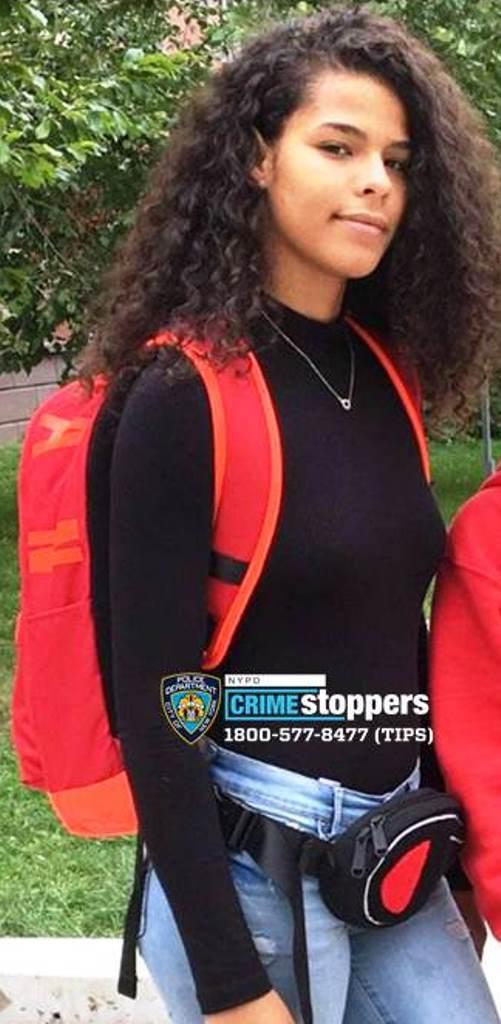 Angelina Rodriguez, 16, Missing