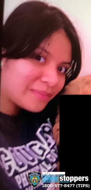 Arwen Grande, 15, Missing