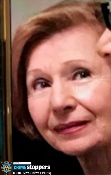 Caludia Kay, 78, Missing