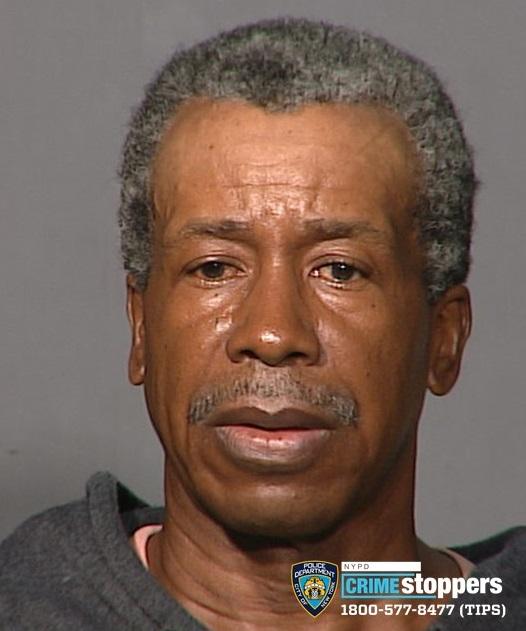 David James, 68, Missing