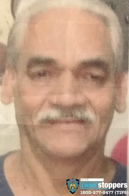 Eduardo Berrios-Rivera, 68, Missing