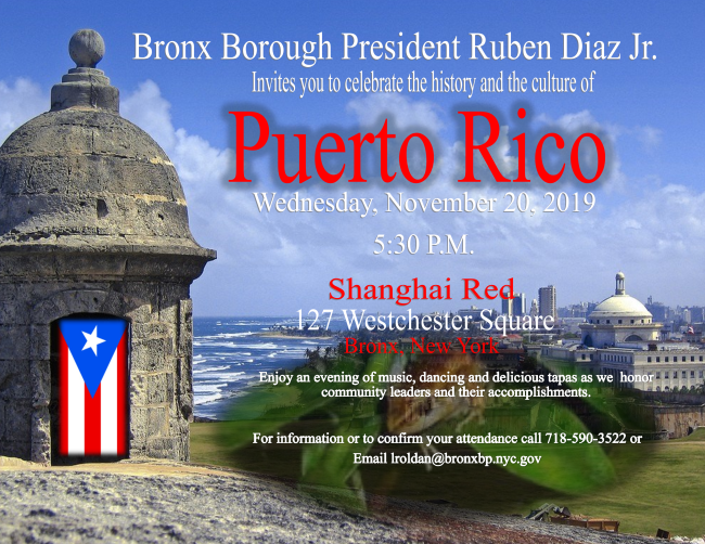 Celebrate The History & Culture Of Puerto Rico