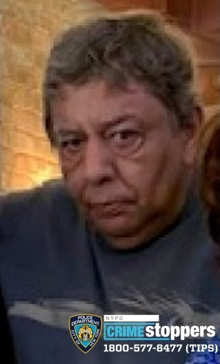 James Quinones, 68, Missing