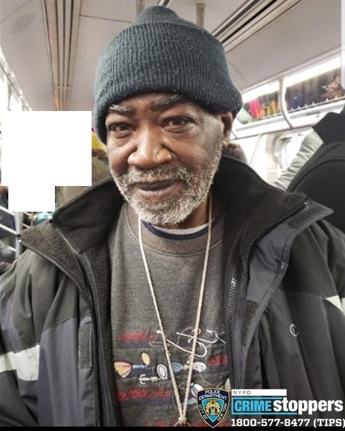 Jesse Bowens, 71, Missing