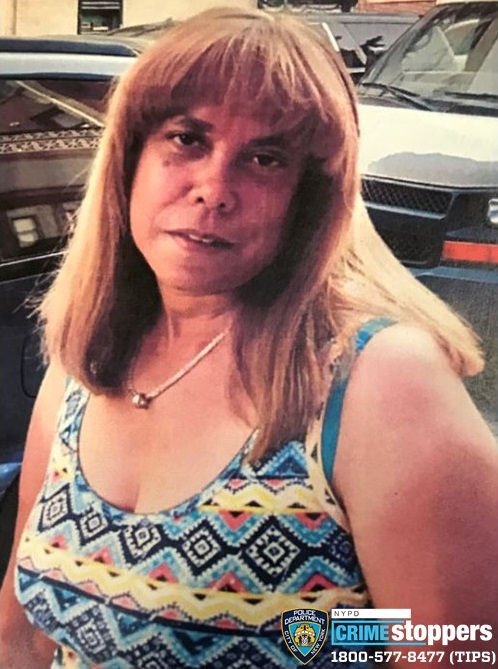 Maria Bobadilla, 55, Missing