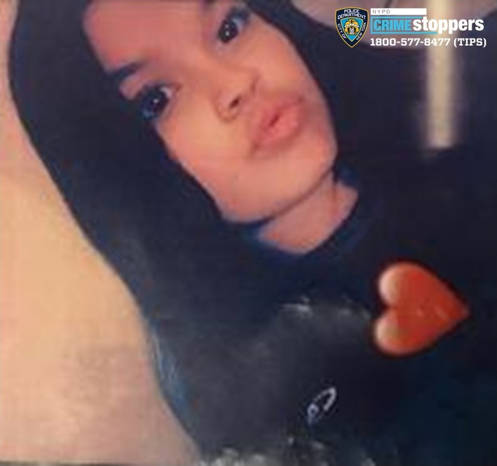 Maria Velasquez, 14, Missing