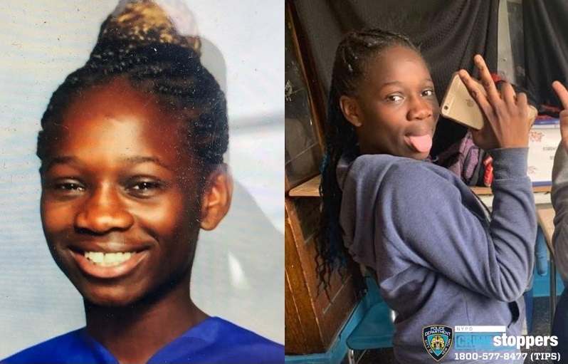 Octavia Byers, 14, Missing