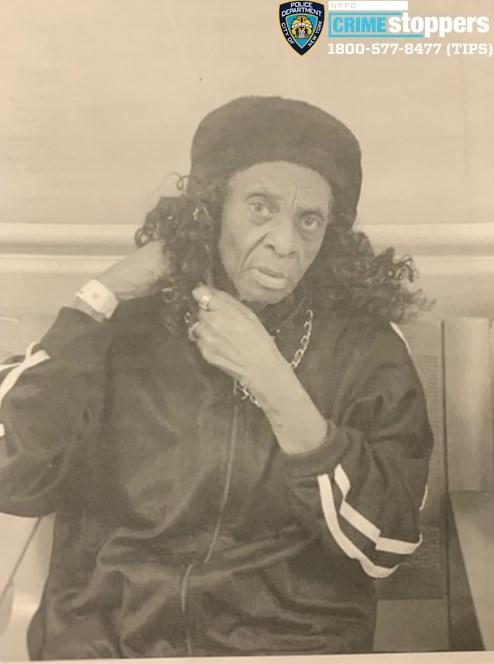 Rosa Howell, 77, Missing