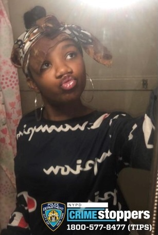 Sahannamarie Wright, 12, Missing