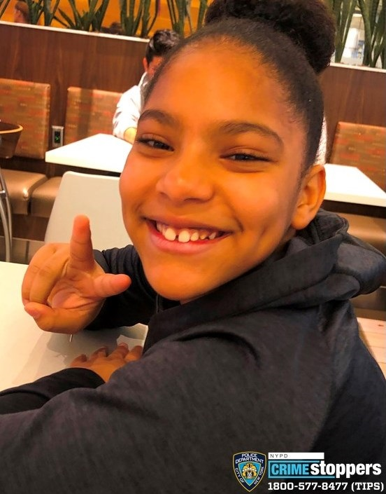 Delilah Garcia, 11, Missing