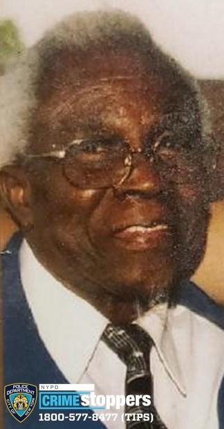Dermot Campbell, 86, Missing