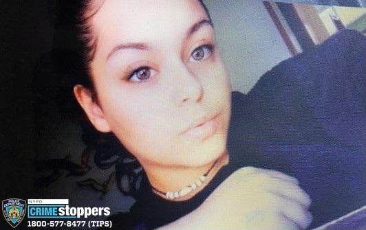Erica Tillman, 17, Missing