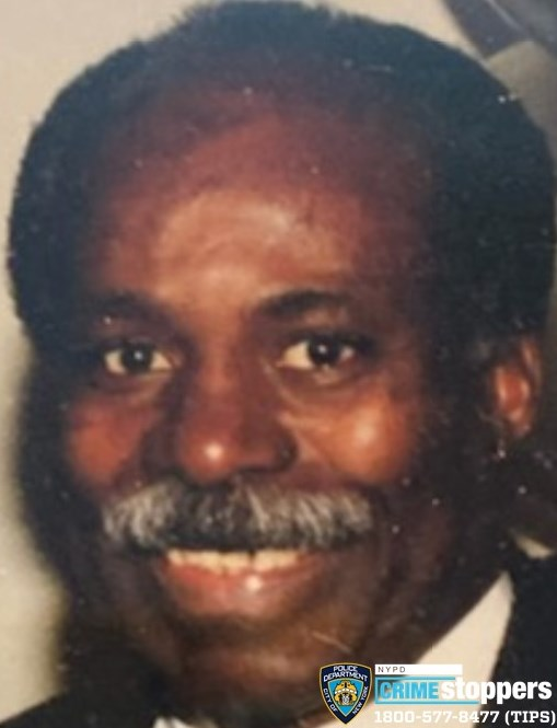Harrison Warner, 81, Missing