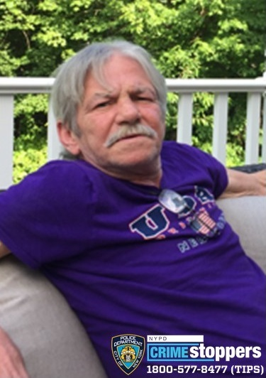 Patrick Creany, 62, Missing