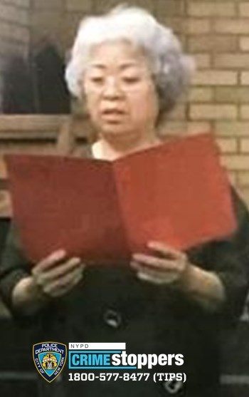 Sun Lee, 70, Missing