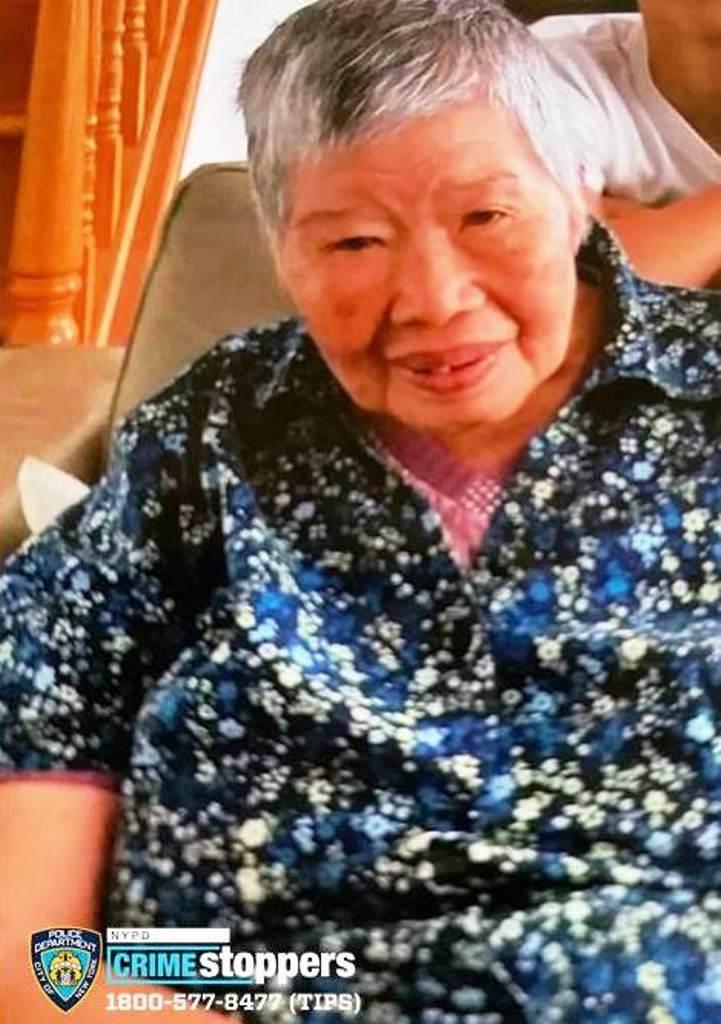 Yung Ng, 84, Missing