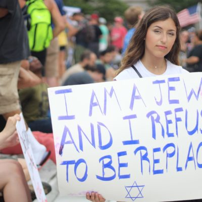 Fighting Discrimination Against Jewish Community