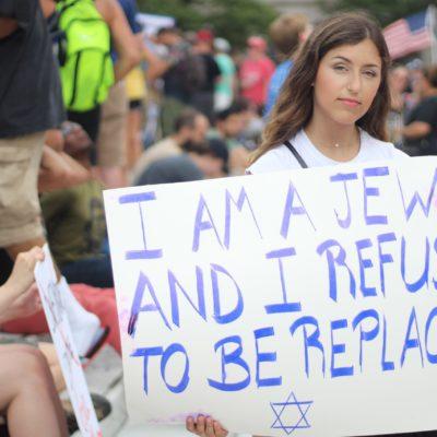 Fighting Discrimination Against Jewish Community