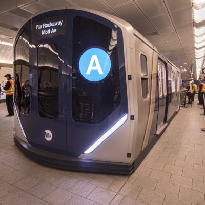 MTA Releases First Look Of Next Generation Of Subway Cars