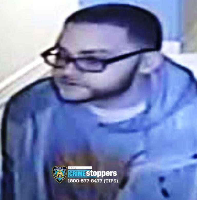 Help Identify A Larceny Suspect
