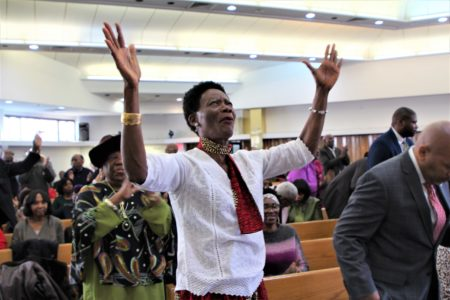 Community Interfaith Service Held In Honor Of Rev. Dr. Martin Luther King, Jr.