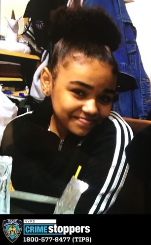 Arielis Bartolomey, 13, Missing