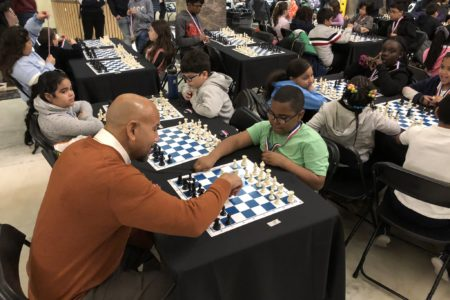 Bronx Borough President's Annual Chess Challenge