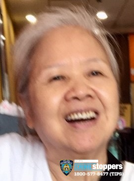 Chiao Huang, 68, Missing