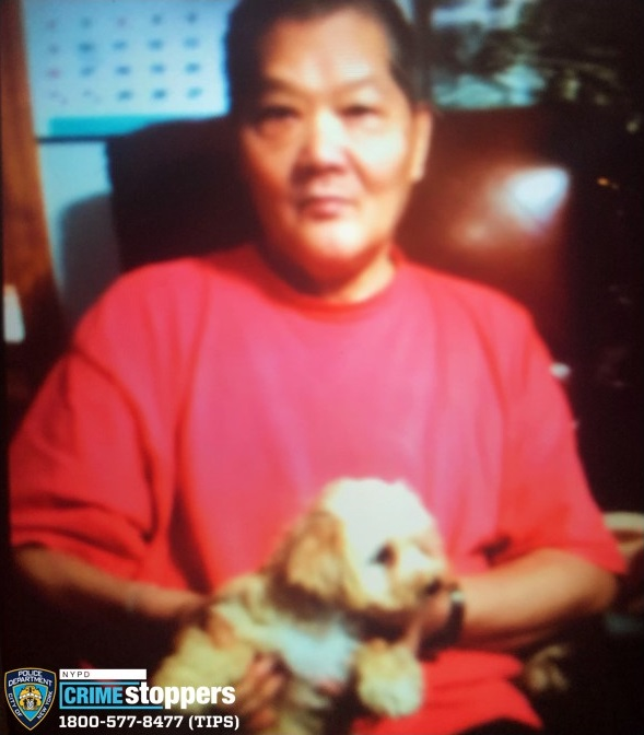 Deng Sze, 70, Missing