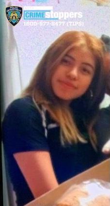 Dulce Hernandez, 15, Missing
