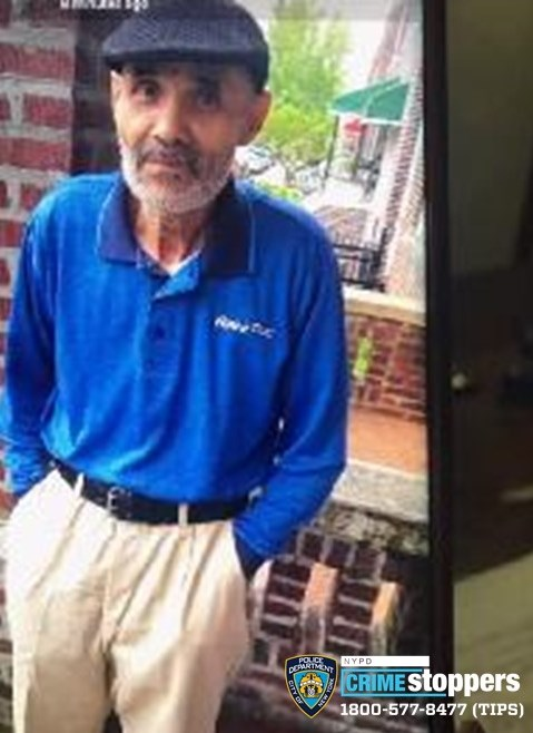 Edelmiro Rivera, 70, Missing