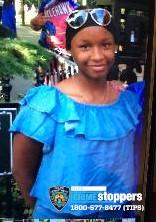 Eniya Porter, 17, Missing