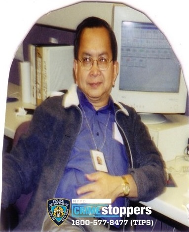 Felipe Gagui, 72, Missing
