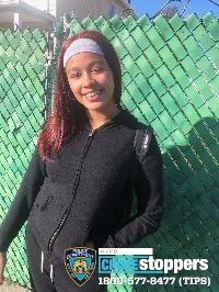 Hailie Cordero, 15, Missing