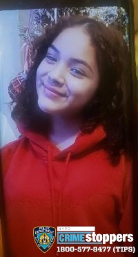 Janice Cortez, 14, Missing