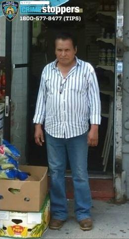 Luis Balbuena, 63, Missing