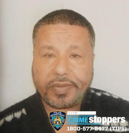 Nasser Ali, 59, Missing