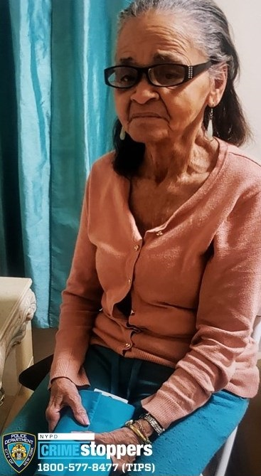 Petra Rivera, 79, Missing