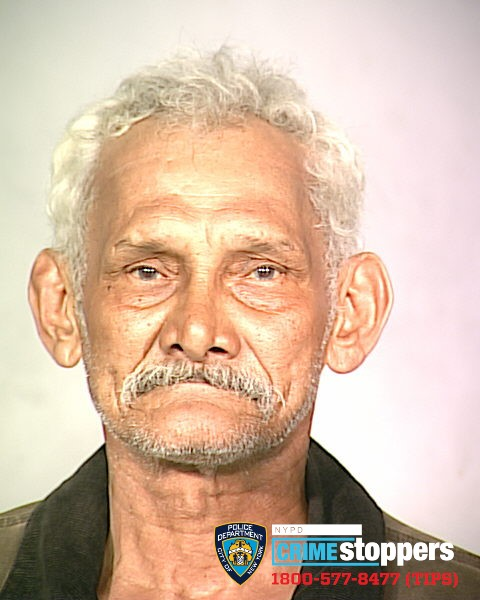 Santiago Villarini, 79, Missing