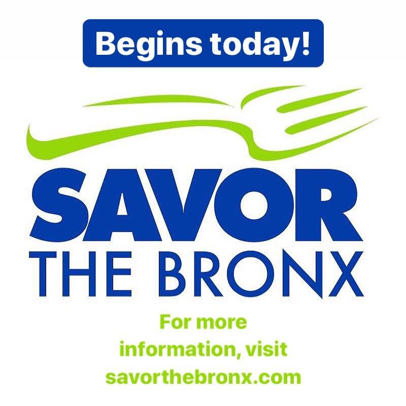 Savor The Bronx 2020