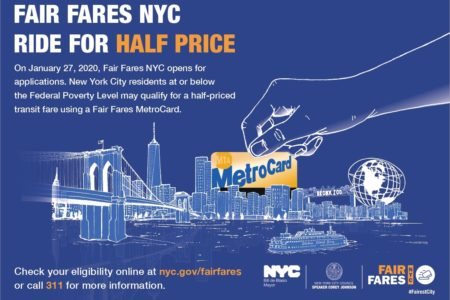 "Expansion Of City's ""Fair Fares"" Program"