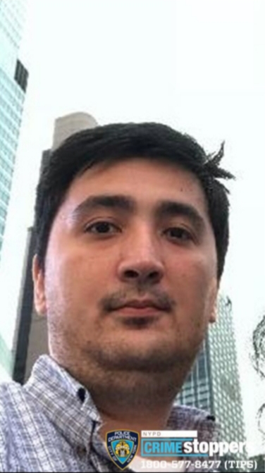 Bositkhon Asamov, 30, Missing