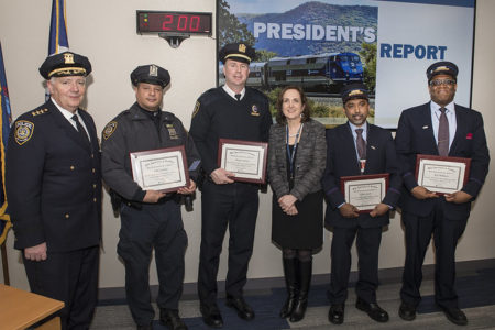MTA Commends Employees Who Found Missing 10-Year-Old & Police Officers Who Brought Her Home