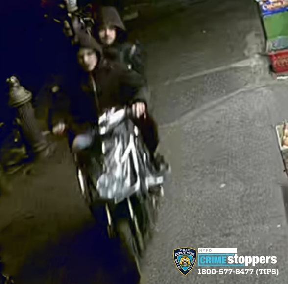 Help Identify A Robbery Duo