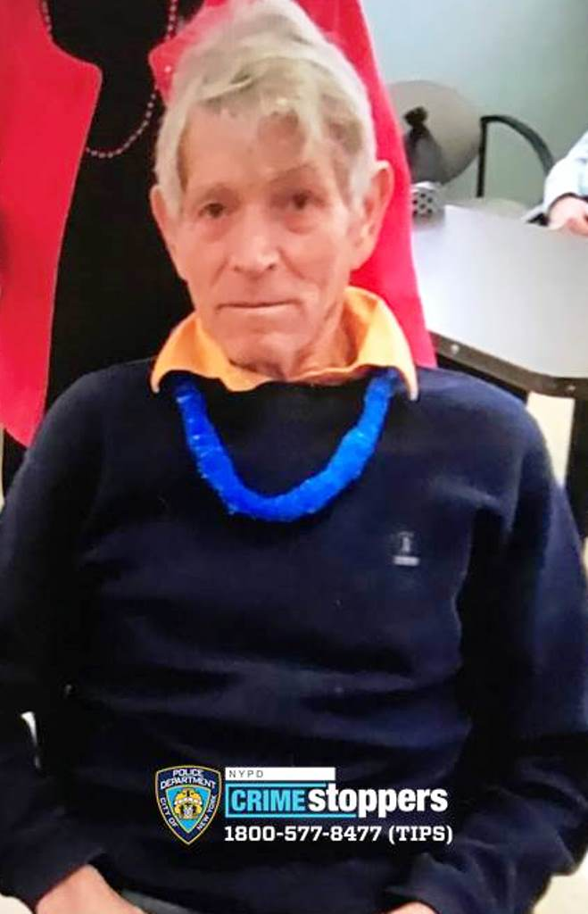 Diomid Cozaru, 77, Missing